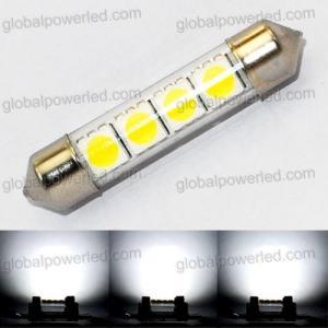 Buy cheap Car LED Bulb / Auto LED Lamp / 4SMD 5050 Festoon Bulb (GP-F10425S04) product