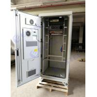 Buy cheap Waterproof Power Supply Cabinet IP55 Anti Corrosion Thermal Insulated For Air Conditioner Equipment product