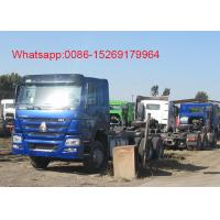 Buy cheap sinotruk howo tractor truck from wholesalers