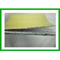 Buy cheap Sun Stop Roof Insulation Bubble Wrap Rolls Silver Reflective Foil Cushion from Wholesalers