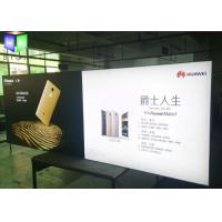 Buy cheap 80 MM Slim Fabric Lightbox Interior Advertising Decoration ROHS Approval product