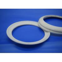 China Alumina Material Ceramic Ring for Pad Printer Machining Ceramic Components on sale