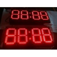 Buy cheap 4 digits led digit digital led count clock / timer product