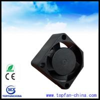 Buy cheap 20mm x 20mm x 10mm Computer 5V / 12V / 24V  2010 DC Brushless Cooling Fan Speed Control product