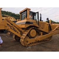 Buy cheap Newly Paint Used Cat Bulldozer D7R With Single Shank Ripper 24584kg Operate Weight product
