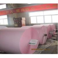 China Carbonless Copy Paper Roll on sale