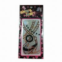 Buy cheap 2012 new favorable mobile phone sticker product