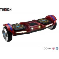 China TM-RMW-6.5-6  Multi Color 6.5 Inch Wheel Hoverboard , 6.5 Inch Self Balancing Scooter Rubber Wheel Material on sale