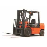 Buy cheap High Efficiency Counterbalance Forklift Truck 4 Ton Capacity 3m - 6m Lift Height product