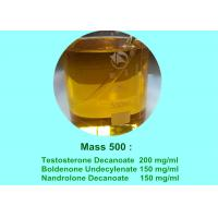 Buy cheap Strong Effect Bulking Cycle Yellow Blend Anabolic Steroid Oil Mass 500 mg/ml product