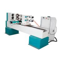 Buy cheap STYLECNC® CNC Wood Turning Lathe Machine for Stair handrail product