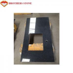 Buy cheap Large Flamed Granite Stone , G654 Padang Dark Granite Countertops product