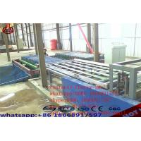 Buy cheap Decorative Magnesium Oxide Board Production Line Capacity 2000 Sheets / Shift from wholesalers