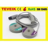 Buy cheap CE & ISO approved Goldway Twins Fetal transducer For UT3000B, Round 7pin from wholesalers