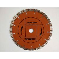 Buy cheap 200mm Laser Welded Diamond Saw Blades with Double Turbo Segments from wholesalers