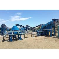 Buy cheap 5X Centrifugal Crusher Stone Sand Making Machine Three Kinds Of Crushing Patterns In One product
