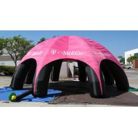 Buy cheap Outdoor Advertising Inflatable Tent , Inflatable Spider Dome Tent with Legs from Wholesalers
