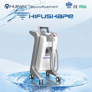 Buy cheap Professional hifu beauty machine / power star hifu cavitation rf vacuum system product