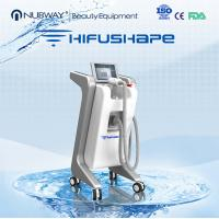 Buy cheap ultrashape hifu slimming machine for body power assisted liposuction equipment product