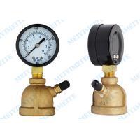50mm bottom water pressure gauge meter bell reducer air valve brass material of generalpressuregauge. Black Bedroom Furniture Sets. Home Design Ideas