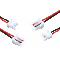 Buy cheap 0.8mm 2 Pin 20mm IDC Terminal Wiring Harness product