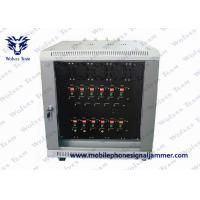 Buy cheap High Power All Cell Phone Signal Jammer Customize Full Frequency 12 Bands Signal Jammer 20 - 3000MHz product