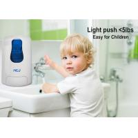 Robust Plastic Liquid Kids Hand Soap Dispenser Waterproof With 1L Catridge