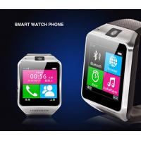Buy cheap Fashion Portable Bluetooth Smartphone Watch / Mobile Phone Wrist Watch product