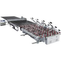 Buy cheap CNC Glass cutting line product