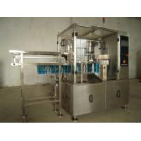 Buy cheap High Speed Professional Liquid Filling Equipment Doypack Spouted Packing product