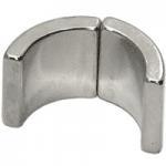 Buy cheap Neodymium Iron Boron Motor Arc Magnets for Magnetic Hooks product