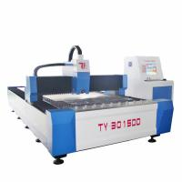 Buy cheap 700W / 1000W Stainless Steel Fiber Laser Cutting Machine , 3mm Cutting Thickness product
