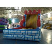 Buy cheap Funny Inflatable Interactive Games  Sticky Wall with Accessories product