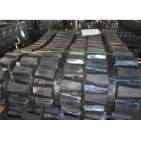 Buy cheap 350 * 52.5 * 104mm Track Loader Rubber Tracks For Takeuchi Tb035 Drilling Machine product