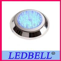 Buy cheap 35W 12V Wall Mount Swimming Pool Led Lights , Stainless Steel Pool Led product
