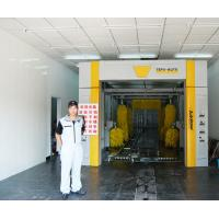 Buy cheap Car cleaning machine tepo-auto tunnel, industrial car wash equipment product