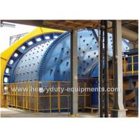 Buy cheap Automated Industrial Mining Equipment Autogenous Grinding Mill Stable Particle 350mm Feed product