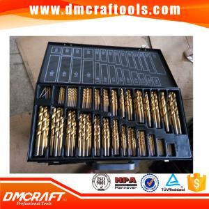 China 230pcs hss twist drill bits set on sale