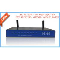 Buy cheap IPSEC VPN HSDPA, EDGE GPRS Cellular Router with Ethernet LAN compact, lightweight, low cost but capable M2M product