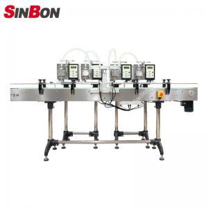 Buy cheap automatic Filling Machine Liquid digital liquid filling machine price product