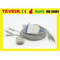 Buy cheap Direclty Supply Edan SE-3 SE-601A 10 lead EKG Cable with DIN 3.0 IEC Standard from wholesalers