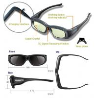 China Bluetooth 3D Glasses for Samsung Bluetooth TV (G05-BT) on sale
