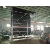 Buy cheap Custom Layer Truss and Movable Stage Platform Station for Stadium Lighting Tower Truss product