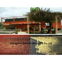 Buy cheap Mobile small scale mini alluvial gold wash plant for river gold washing product