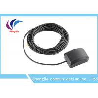 Buy cheap Hign Gain Auto GPS Antenna 1575.42MHZ Navigaiton Signal SMA Connector With Booster product
