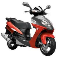 China Gas Scooter (YY150T-10) on sale