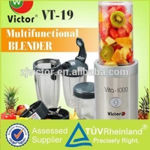 China 1000W VT-19 2015 newest multifunction blender/magic blender/food blender on sale