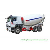 Buy cheap Howo Concrete Mixer Truck For Cement Transportation 10cbm Right Hand Drive product