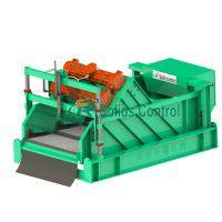 China Mud Solid Control System / Oilfield Drilling Fluids Shale Shaker 130m3/H on sale