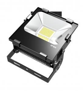 Buy cheap Elegant Fins Radiator Outdoor High Powered Waterproof LED Flood Lights 100W product